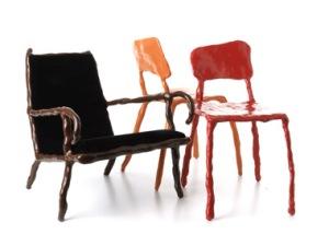 Maarten Baas, Clay Furniture