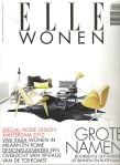 Elle Wonen Magazine Cover